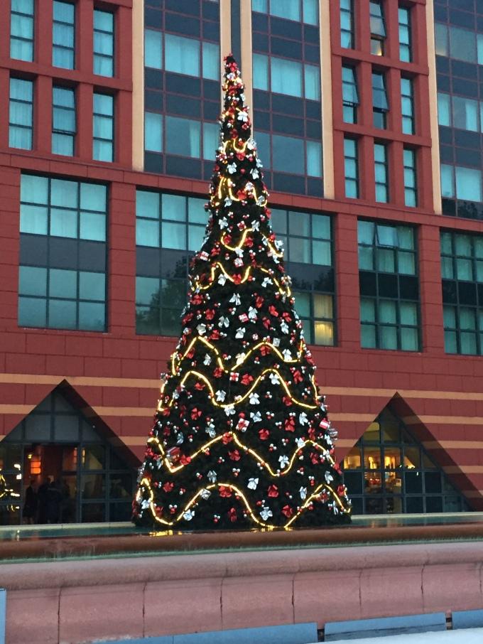 disneyland paris november 2017 trip report hotel new york review
